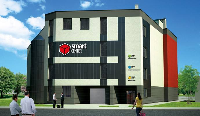 budynek smart center